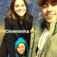 Neymar vai pagar curso de idiomas para Bruna Marquezine na Europa