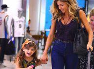 Grazi Massafera quer viajar com filha e namorado após novela: 'Qualquer lugar'