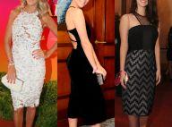 Ticiane Pinheiro, Isabella Santoni e Nathalia Dill usam midi em festa. Looks!