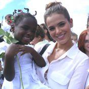 Bruna Marquezine afirma vontade de adotar criança: 'Esse desejo só aumentou'