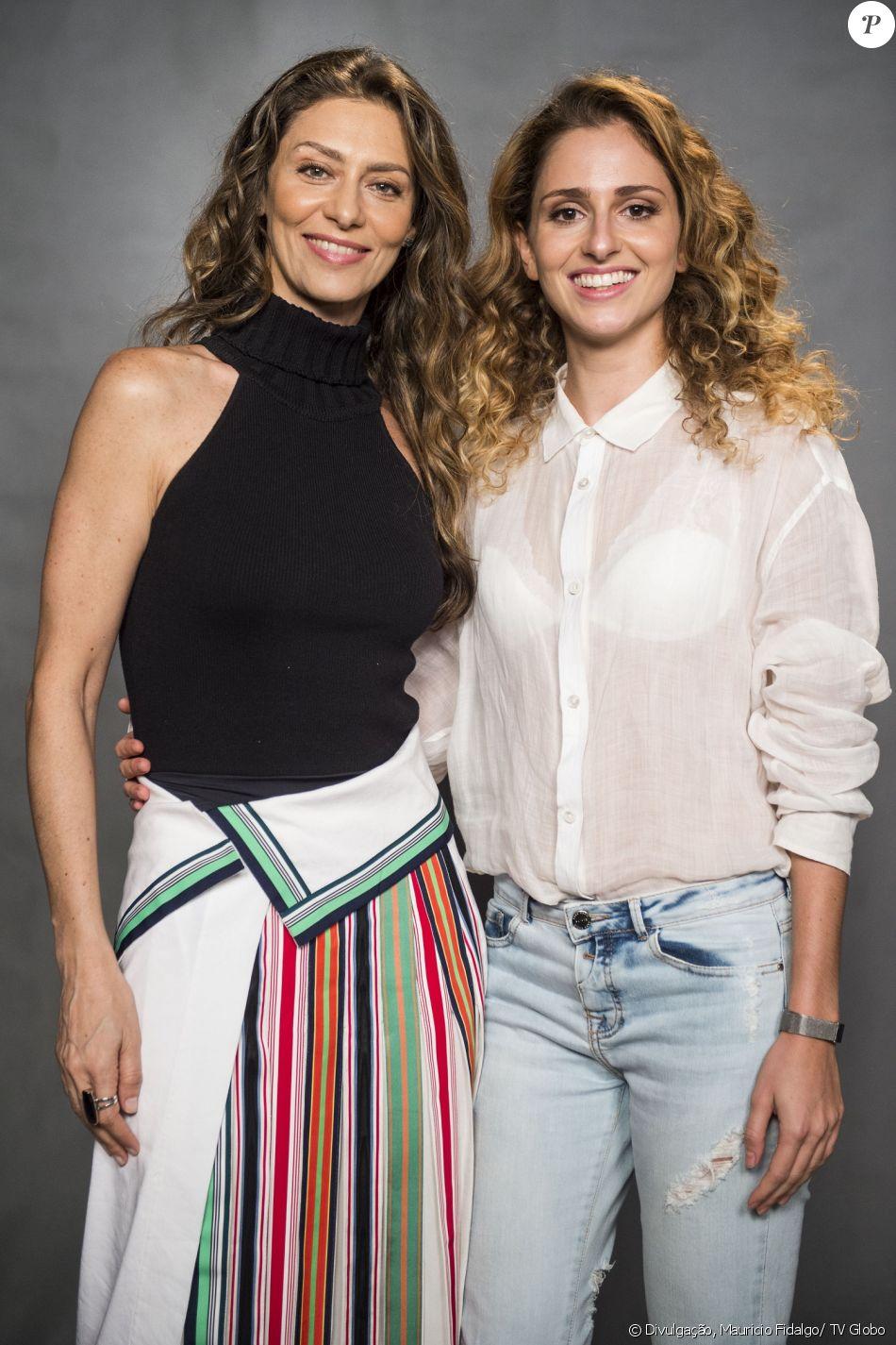 Carol Duarte dá vida a Ivana, filha de Joyce, personagem de Maria Fernanda Cândido, na novela 'A Força do Querer'