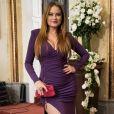 Em 2016, Ellen Rocche ganhou alguns quilinhos para viver a personagem Eleonora, de 'Haja Coração'