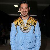 João Vicente de Castro, após beijo em modelo, se afirma solteiro: 'Na pista!'