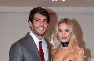 Kaká e Carolina Dias ficam noivos em Nova York! Casamento ainda não está marcado