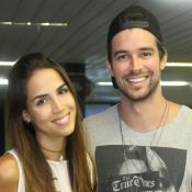Pérola Faria e Bernardo Velasco terminam namoro após quase um ano juntos