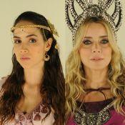 Novela 'O Rico e Lázaro': Sammu-Ramat vai assassinar Kassaia (Pérola Faria)