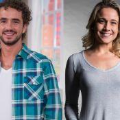 Felipe Andreoli passa a apresentar com Fernanda Gentil o 'Esporte Espetacular'