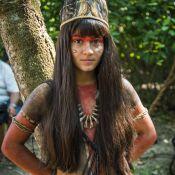Giullia Buscacio expõe corpo em 'Novo Mundo' sem crise ou dieta: 'Tranquila'