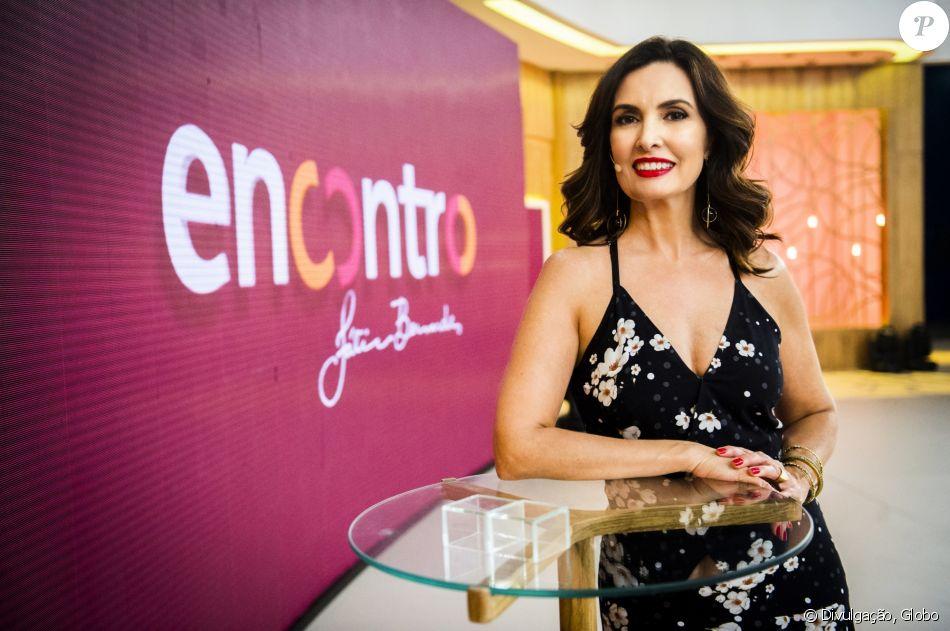 Fátima Bernardes não será mais a garota-propaganda da Seara de acordo com informações do colunista Ricardo Feltrin nesta sexta-feira, dia 17 de março de 2017