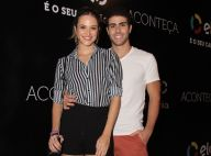 Juliana Paiva curte show com namorado, Juliano Laham, no Rio. Fotos!