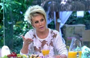 Ana Maria Braga diz que é a favor do topless nas praias: 'Não acho que agrida'