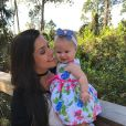 Grávida de 4 meses, Thais Fersoza já é mãe de Melinda, fruto de seu relacionamento com Michel Teló