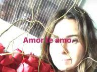 Giovanna Antonelli filma festa de aniversário em gravação de 'Sol Nascente'