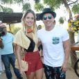 Wesley Safadão quer ter mais um filho com Thyane Dantas