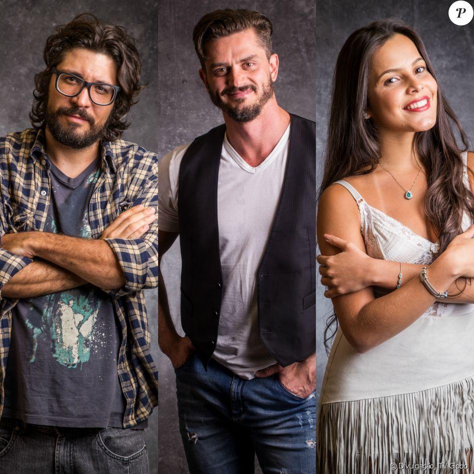 Marcos, Emilly e Ilmar foram criticados nas redes sociais por rirem de um caso de zoofilia no 'BBB17', em 20 de março de 2017