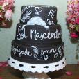 Festa de encerramento da novela 'Sol Nascente' teve direito a bolo temático