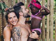 Giovanna Ewbank diz que relação com sogra melhorou com vinda de Títi: 'Unificou'