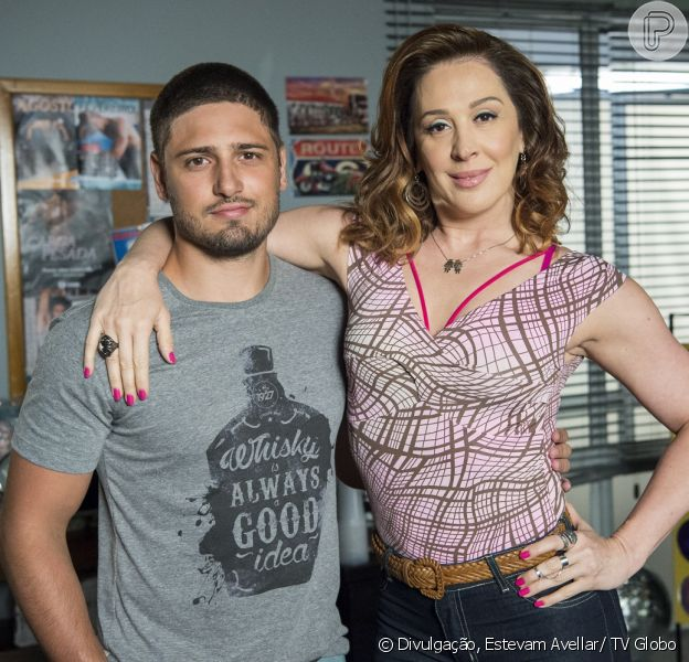Gustavo (Daniel Rocha) salva Salete (Claudia Raia) de ser assassinada na novela 'A Lei do Amor', a partir de 29 de março de 2017