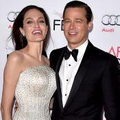 Angelina Jolie volta a falar com ex Brad Pitt após separação polêmica: 'Calmos'