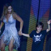 Ivete Sangalo explica relação com filho, Marcelo: 'Imposição é ignorância'