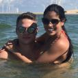 Ex-BBB Munik Nunes  está ansiosa para seu casamento com o empresário Anderson Felício