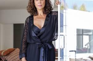 Ângela Vieira diz ter feito plásticas, mas 'não para parecer 20 anos mais jovem'