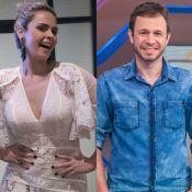 Ana Paula Renault critica 'BBB17' e elogia Tiago Leifert: 'Melhor participante'