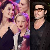 Brad Pitt propôs trégua a Angelina Jolie por aniversário de filha: 'Esforço'