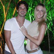 Fiorella Mattheis releva namoro a distância com Pato: 'Onde tem amor, tem tudo'