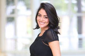 Grávida, Carol Castro muda alimentação: 'Comendo coisas que são boas para Nina'