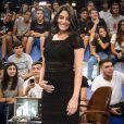 Carol Castro deixou o elenco da nova novela 'Os Dias Eram Assim' por conta da gravidez