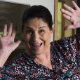 Claudia Mello é Zuleide na novela 'A Força do Querer'