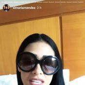Simaria rebate internauta após Simone ter look criticado: 'Tem espelho em casa?'