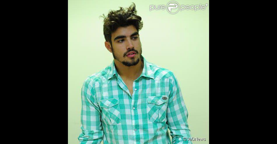 Caio Castro recusou papel em 'Saber Viver', trama das seis da TV Globo
