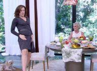 Claudia Raia agita web ao dançar funk de salto alto na TV: 'Mulher maravilhosa'
