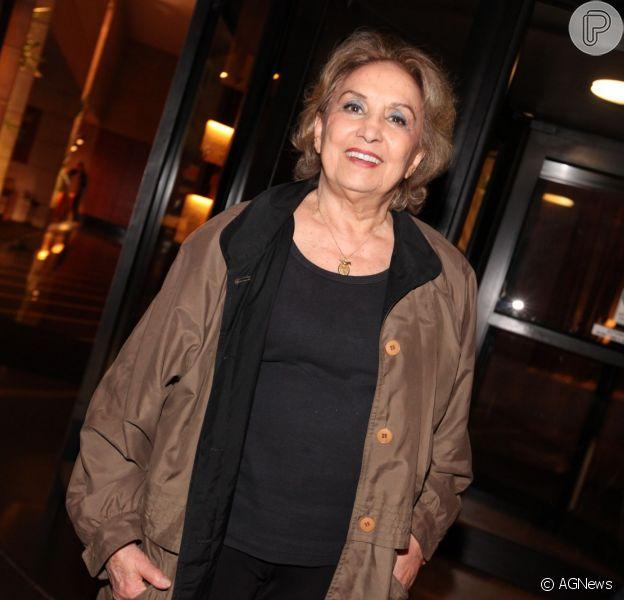 Eva Wilma vai atuar na última temporada de 'A Grande Família'. A informação é da colunista Patricia Kogut, do jornal 'O Globo' de 25 de fevereiro de 2014