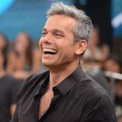 Gafe! Otaviano Costa confunde Paulo Goulart com Paulo Gracindo no 'Vídeo Show'