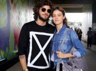 Chay Suede e Laura Neiva curtem o festival Lollapalooza em SP. Fotos!