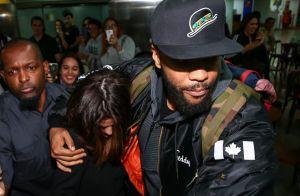 Selena Gomez chega a SP para acompanhar show do namorado no Lollapalooza. Fotos!