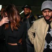 Fotos: Selena Gomez chega em SP para acompanhar show do namorado no Lollapalooza