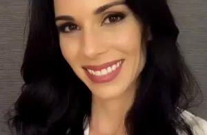 Ana Furtado pinta cabelo e o marido, Boninho, elogia mudança: 'Nova mulher'