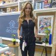 Ana Furtado decidiu abandonar os fios loiros e pintou-os de preto
