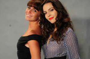 'Em Família': Marina faz topless com Clara, que desconversa após levar cantada