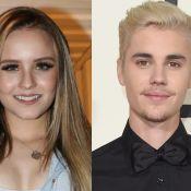Larissa Manoela comenta convite de Justin Bieber para festa   Vou travar  baadda7f81