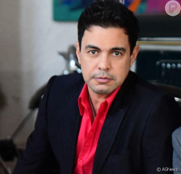 Zezé Di Camargo perde processo e vai pagar quase R$ 70 mil a ex-motorista, como indicou o colunista Léo Dias nesta terça-feira, dia 28 de março de 2017