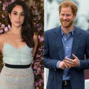 Namorada de príncipe Harry cogita abandonar carreira de atriz para morar com ele