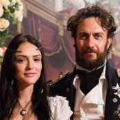 'Novo Mundo': Thomas aproveita assédio de Pedro para virar namorado de Anna