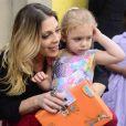 Sheila Mello dividiu opiniões na internet após vestir a  filha de Marilyn Monroe em festa de aniversário
