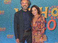 Mulher de Domingos Montagner supera morte do ator com ajuda dos filhos:'Família'