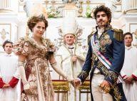 Novela 'Novo Mundo': Leopoldina se casa com Dom Pedro. Veja fotos!
